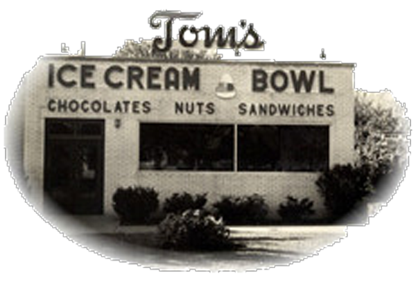 About Tom's Ice Cream Bowl