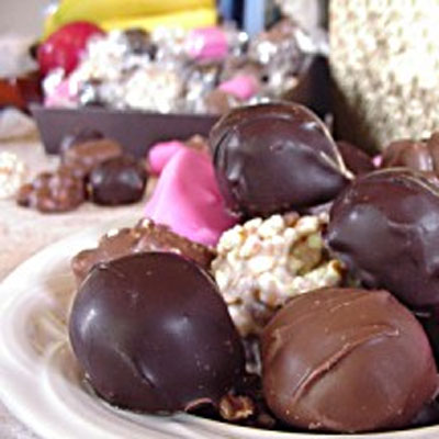 Toms Ice Cream Bowl Assorted Chocolates