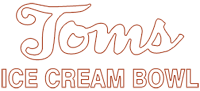 Toms Ice Cream Bowl Zanesville Ohio Chocolates Nuts Sandwiches Restaurant Shop Near Me
